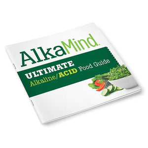 Ultimate Alkaline/ Acid Pocket Food Guide