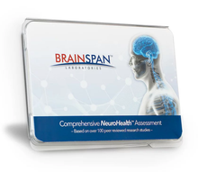 Alkamind Has Teamed Up With BrainSpan, The World Leaders In Precision Brain Assessment, To Bring You The Most Cutting-Edge At-Home Inflammation Test Kit!  This is your first line of defense against premature aging, inflammation, vascular disease, and poor brain function at any age.