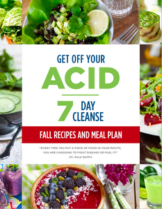 Alkaline Recipe eBook Fall