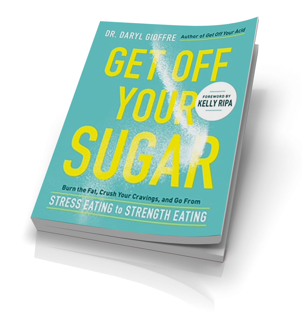 GET OFF YOUR SUGAR BOOK