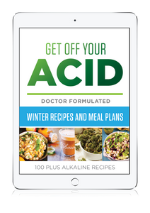 Alkaline Recipe eBook Winter
