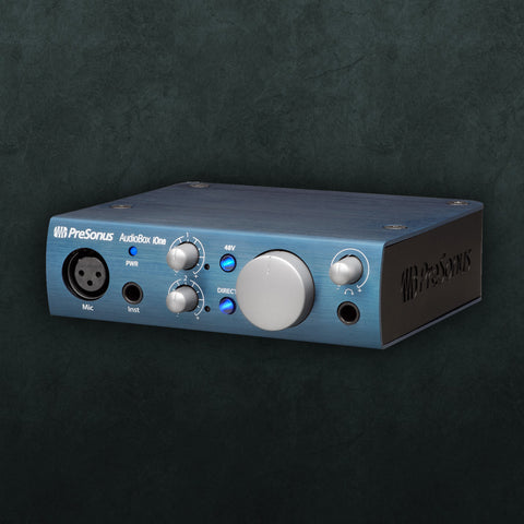 Audio Box i Series