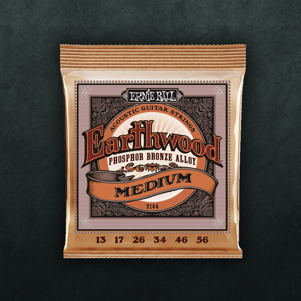 Ernie Ball Earthwood Medium Phosphor Bronze Acoustic