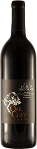 2012 Oak Cliff Cellars La Belle Endormie' (Sleeping Beauty) Bordeaux Blend - Qorkz