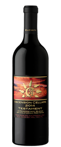 2014 Testament Bordeaux Blend - Qorkz