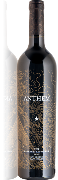 2014 Anthem Mt. Veeder Estate Cabernet Sauvignon - Qorkz