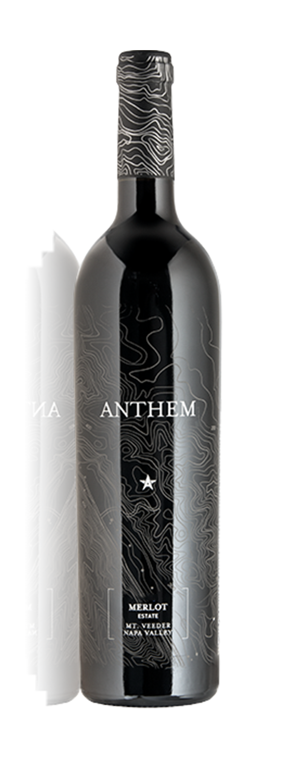 2015 Anthem Mt. Veeder Estate Merlot - Qorkz