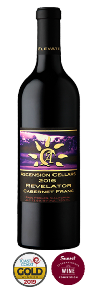 2016 Ascension Cellars Revelator Cabernet Franc - Qorkz