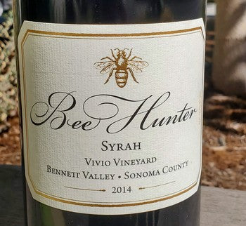 Bennett Valley 2014 Vivio Vineyard Syrah - Qorkz
