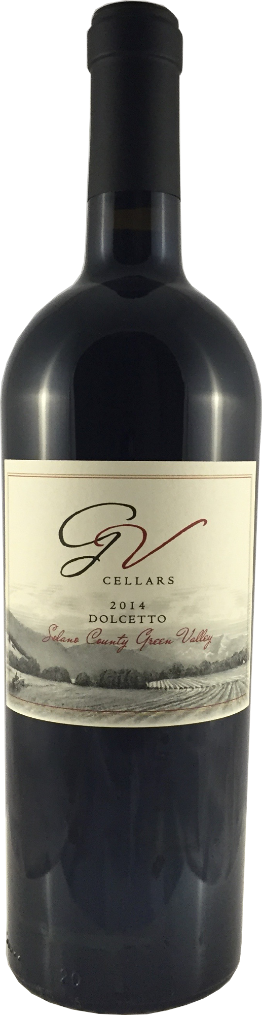 GV Cellars 2014 Dolcetto Solano County/ Green Valley - Qorkz