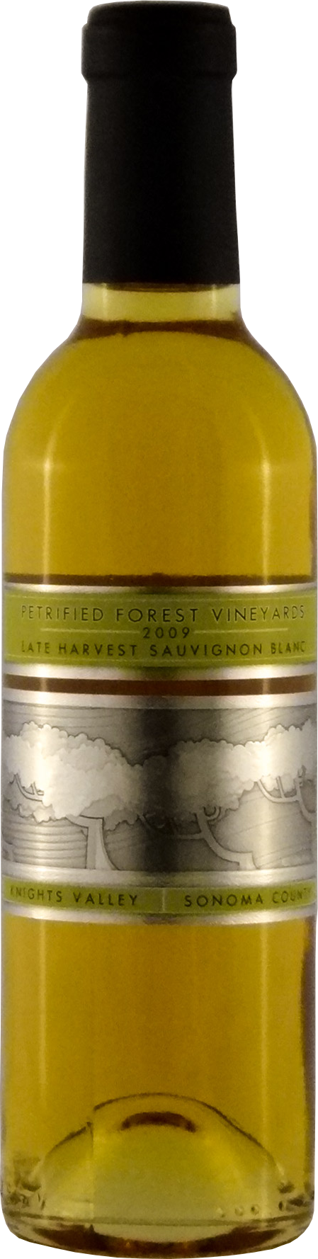 2013 Petrified Forest Vineyards Late Harvest Sauvignon Blanc - Qorkz