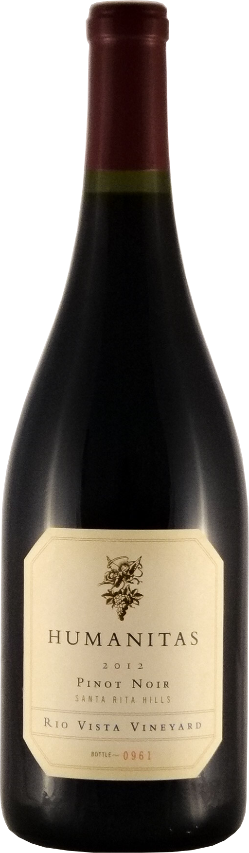 2014 Humanitas 'Good Earth' Pinot Noir Rio Vista Vineyard - Qorkz