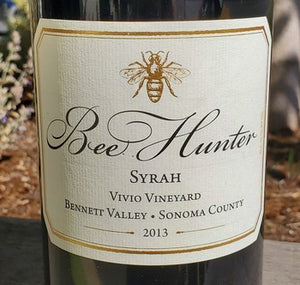 Bennett Valley 2013 Vivio Vineyard Syrah - Qorkz