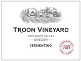 2017 Troon Vineyard Vermentino, Applegate Valley, Estate