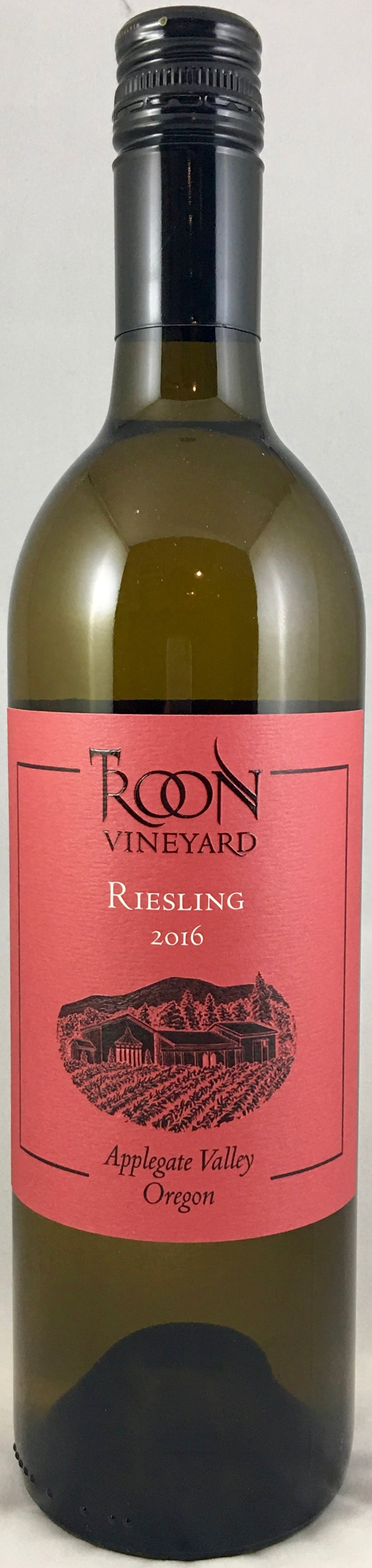 2016 Troon Whole Grape Ferment Riesling (Orange Wine), Applegate Valley - Qorkz