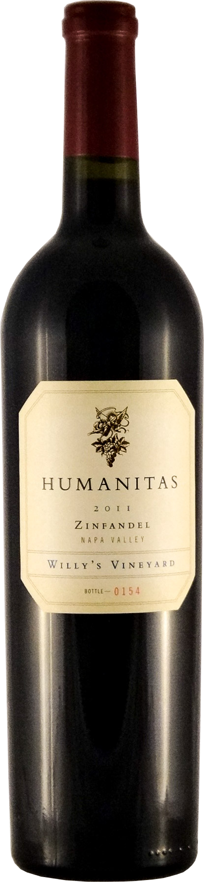 2011 Humanitas 'Good Earth' Zinfandel Willy's Vineyard - Qorkz