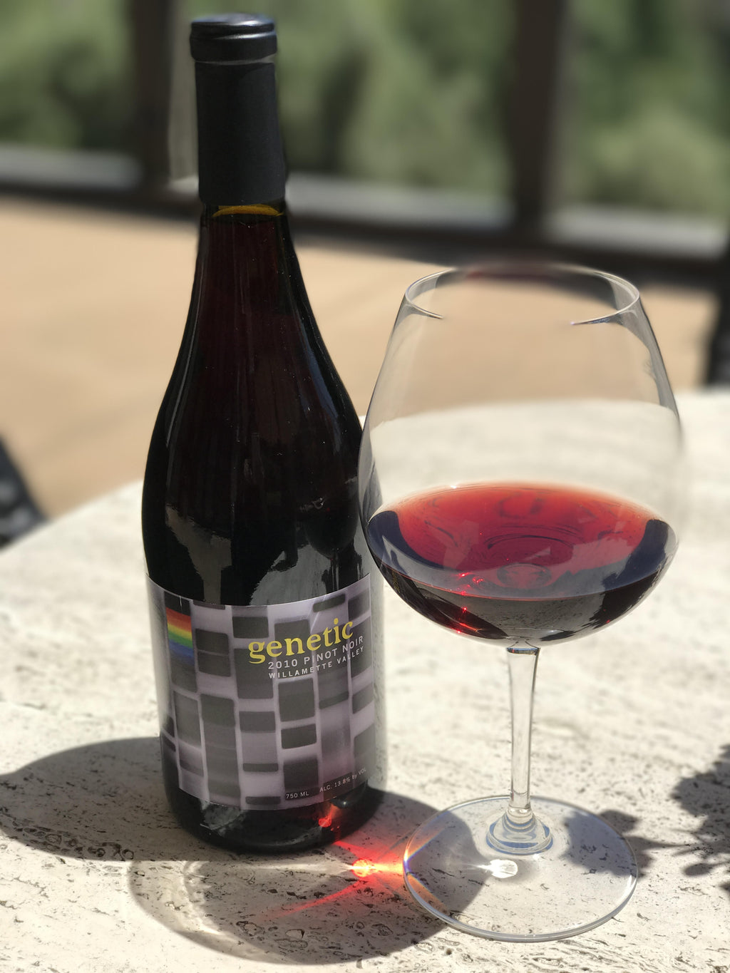 2011 Genetic Pinot Noir - Qorkz