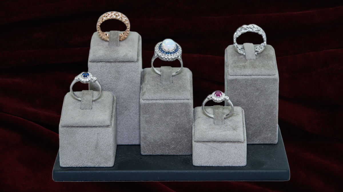 James Ross Rings Jewellery