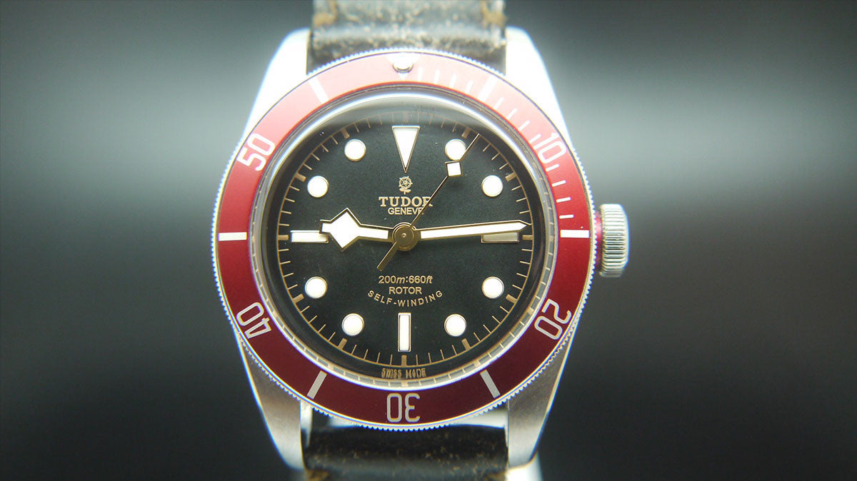 James Ross Rolex GMT