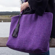MÒR:  HARRIS TWEED SUPER SHOPPER - modren