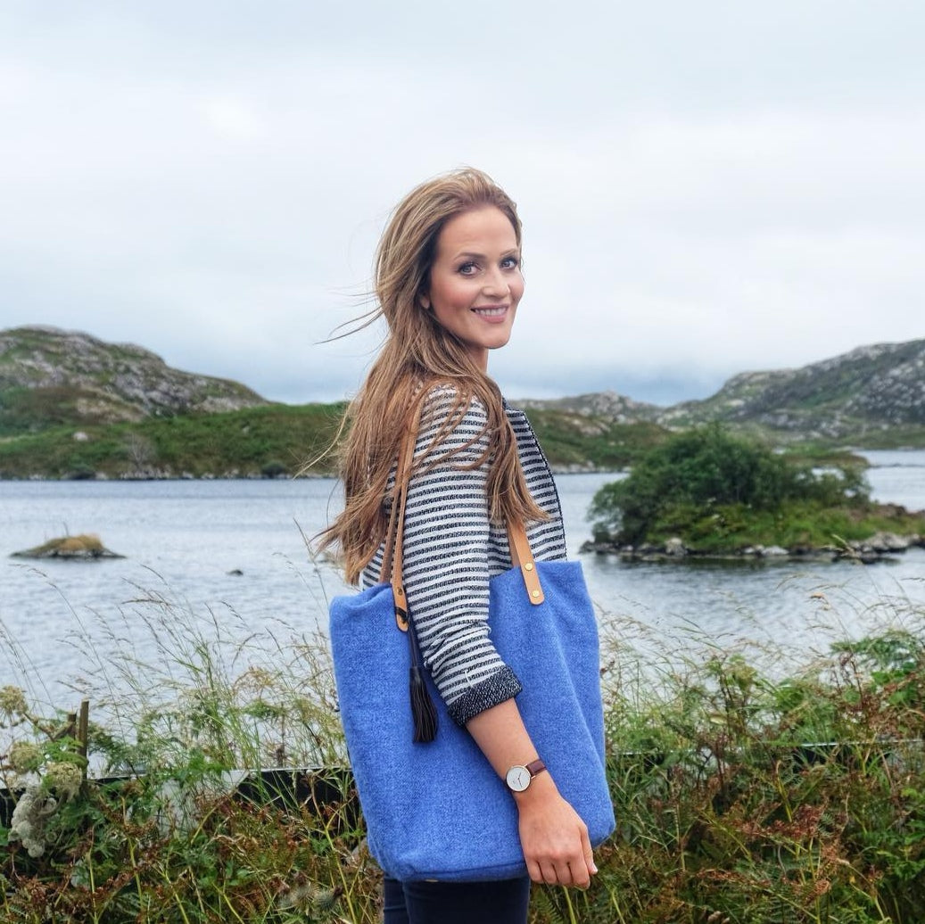 MÒR: Harris Tweed Super Shopper