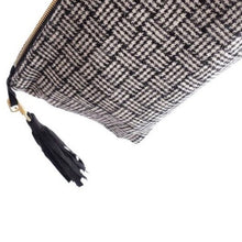 Harris Tweed Convertible Clutch