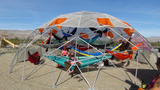30-ft v4 Lounge Dome (Hammock Den) (Thick Pipe)