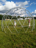 (Used)22-ft v4 Dome(Jungle Gym)(Thick Pipe)