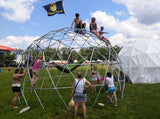 22-ft v4 Dome(Jungle Gym)(Thick Pipe)