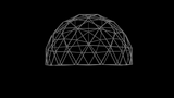 16-ft v3 5/9 Dome(Jungle Gym)(Thick Pipe)