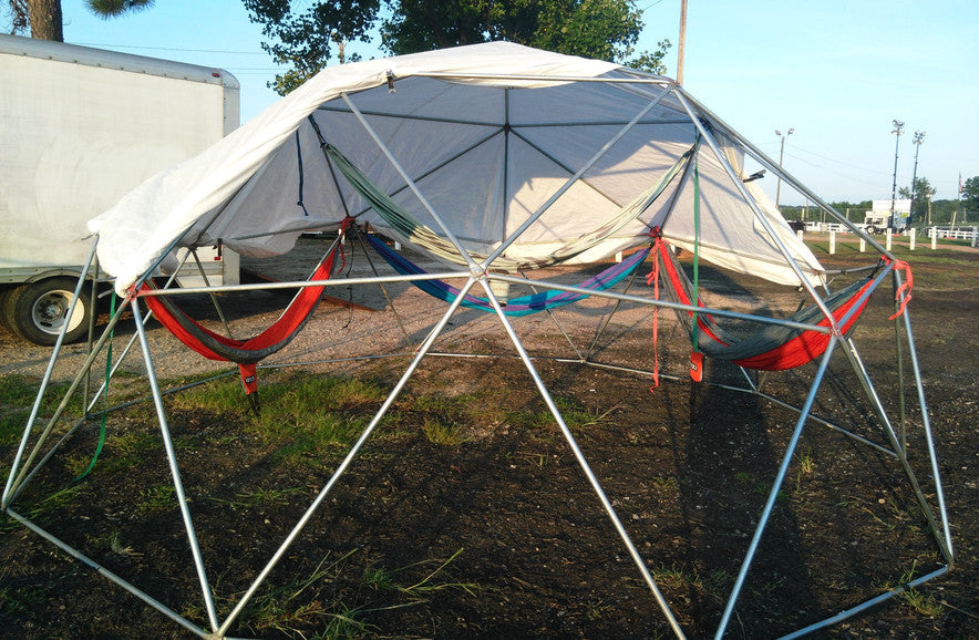 17ft Camping Dome - $885.00