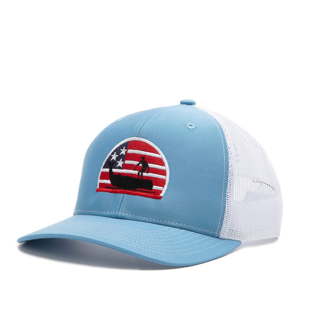 Patriot Hat Blue
