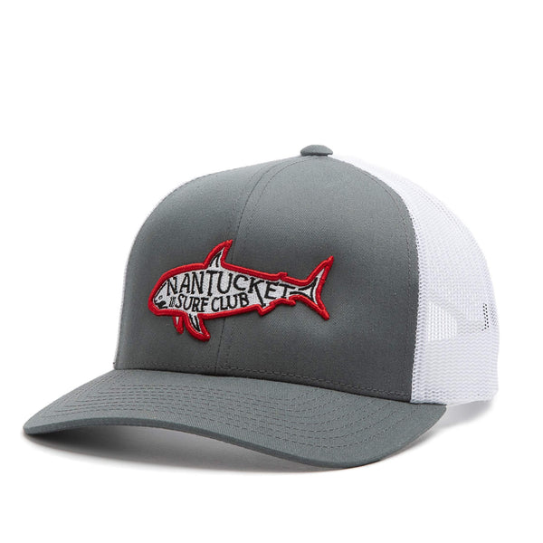 Shark Hat Grey