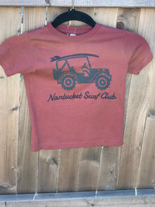 Kids Jeep T-Shirt