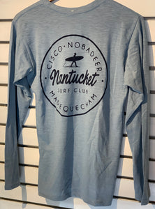 Surf Nantucket Cisco, Nobadeer and Madequecham Long Sleeve
