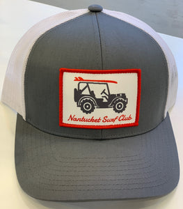 Willys NSC Snapback Gray/White