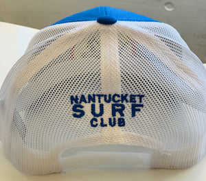 Blue NSC logo Hat