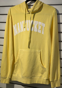 Yellow Nantucket Hoody