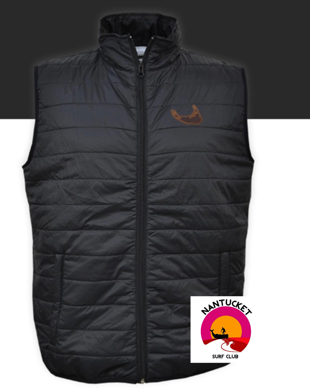 Trail Ways Vest With Nantucket