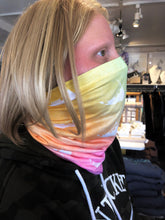 Load image into Gallery viewer, Tye Dye Island Gaiter/Mask