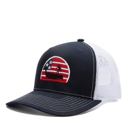 Patriot Hat Black