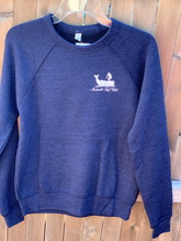 Load image into Gallery viewer, Nantucket Surf Retro Logo Crew Sweatshirt -Navy