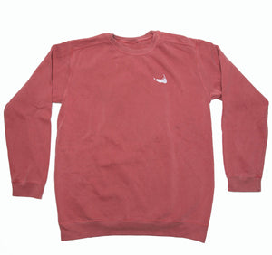Nantucket Red Crewneck