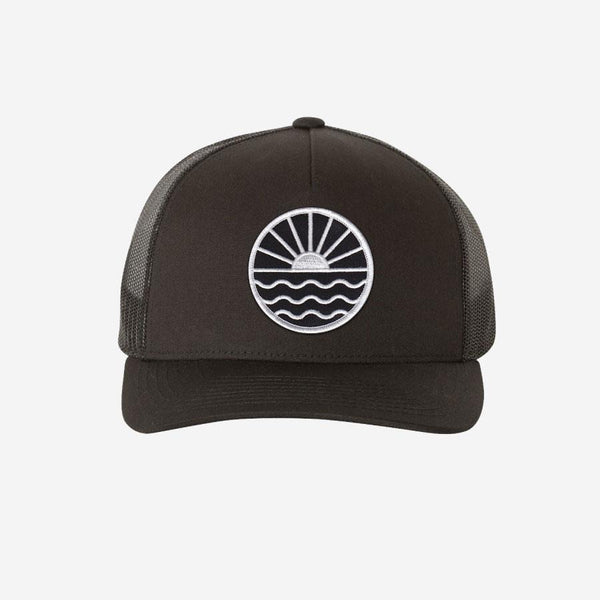 Sun Wave Hat- Black