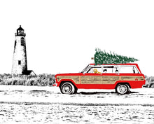 Load image into Gallery viewer, LIMITED EDITION - Johnny Vacay Holiday Commute