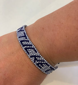 Nantucket beaded bracelet