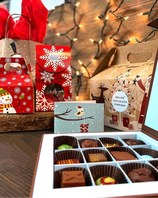 Christmas is a coming on fast! Our chocolate gift guide for Christmas and beyond.