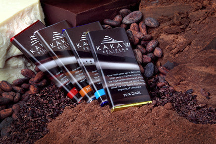 Kakaw 70% Dark Chocolate Gift pack