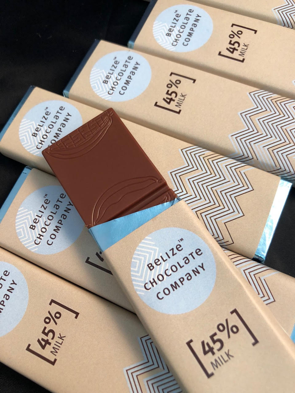 BCC 45% Milk Chocolate Bar