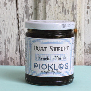 Boat Street Pickles: French Plums